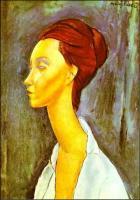 Portret Luni Czechovskiej